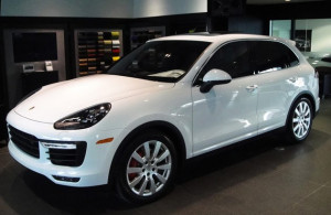 Judge spotted driving billionaire's seized Porsche said it was ...