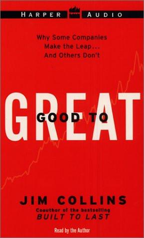 Amazon.com: Good to Great (9780694526079): Jim Collins: Books