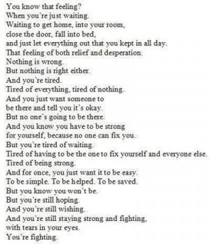 Sad Hopeless Quotes. QuotesGram  Confused Hurt Quotes Tumblr
