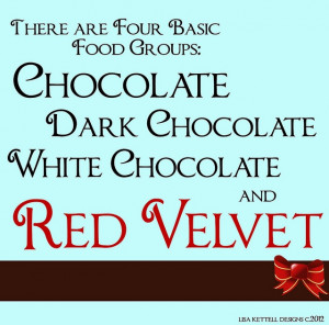 Lisa Sayings: Red Velvet :-)