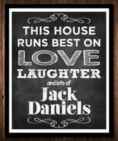 JACK DANIELS BOTTLE IDEAS