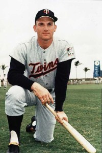Did Harmon Killebrew ever pitch in his career?