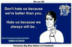 Idea by Pamela Starks on UK | Big blue nation, Basketball ...  |Kentucky Wildcats Quotes Boo