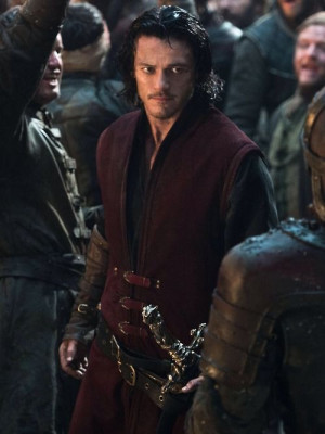... Evans Film, Luke Evans Father, Dracula Tv Series, Dracula Untold Luke
