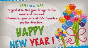 Happy New Year Quotes, Wishes, Quotes, Message, Greeting & SMS 2015