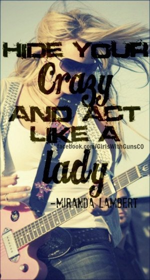 www.facebook.,com/GirlsWithGunsCO Miranda lambert, southern belle ...