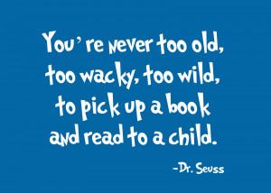 Dr. Seuss в массы. Конкурс!