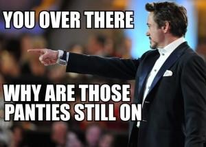 Tony Stark | Confidence | How to be like Iron Man