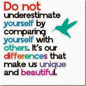 Do Not Underestimate Yourself… |Inspirational Quote About ...