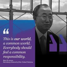 In a LinkedIn Influencer video interview, Ban Ki-moon discusses his ...