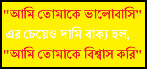 Bangla Important Quotes