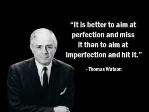 and hit it thomas watson jr more thomas watson jr at http www ...