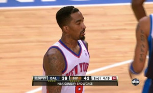 Smith brings his ridiculous haircut to the Knicks (Pictures)