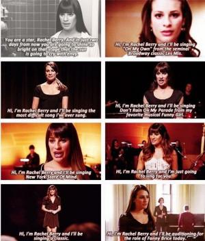 Rachel Berry quotes