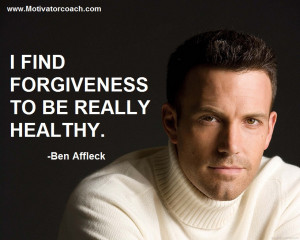 Quotes by Ben Affleck