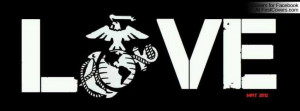 Marine Love Profile Facebook Covers