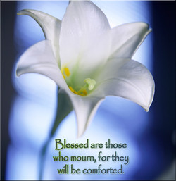 Bible verses, Readings, and Poems for Memorials and Funeral Services