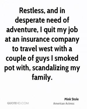 Funny I Quit My Job Quotes