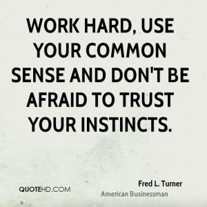trust at work