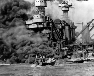 ... of Pearl Harbor, Hawaii on Dec. 7, 1941. / Associated Press file photo