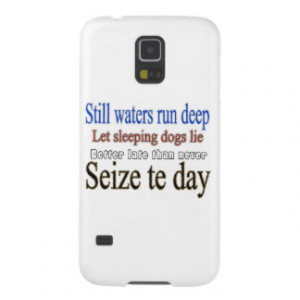 Famous Quotes Sayings Samsung Galaxy Nexus Cover