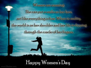 Happy Womens Day Wallpaper-Greeting-Quotes-Wishes-Thoughts