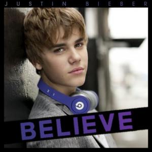 Justin Bieber - Believe by MarthaJonesFan