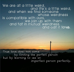 , perfect, perfectly imperfect, photography, phrases, quote, quotes ...