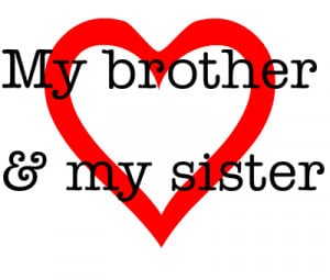 Love My Brothers and Sisters