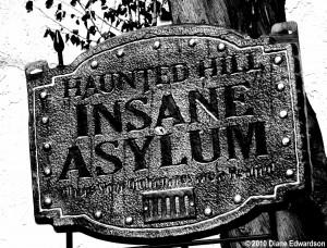 Glendale Insane Asylum
