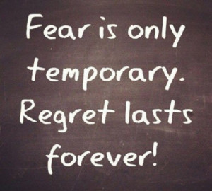 Face your fears! #quotes #motivation
