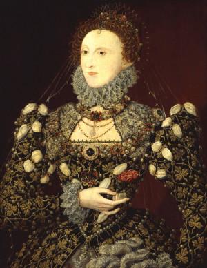 The Phoenix Portrait of Queen Elizabeth