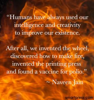 Naveen Jain quote