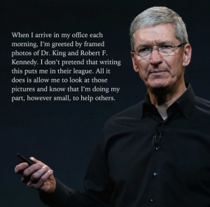 Tim Cook Quotes - 3