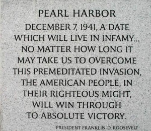 No matter how long it may take us to overcome this premeditated ...