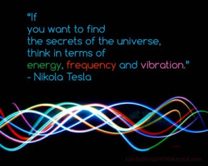 The Creative Power of Frequency and Vibration