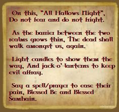 samhain more samhain ritual halloweeen