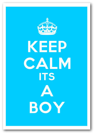 Keep Calm Quotes For Boys Nursery Quote Keep Calm Its a