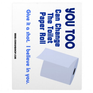 Replacing Toilet Paper Quotes Quotesgram