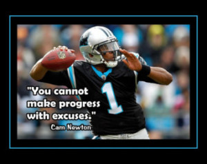 Cam Newton Quotes