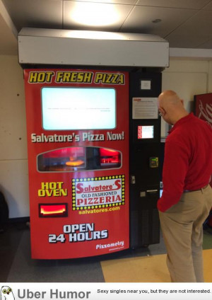 So My College Has A Pizza Vending Machine Now
