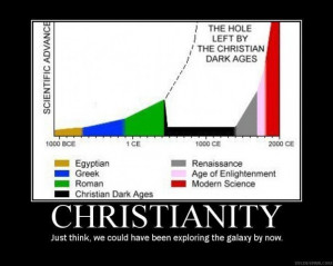 You Christians owe me a spaceship! :)