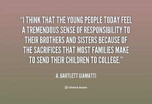 Young People Quotes