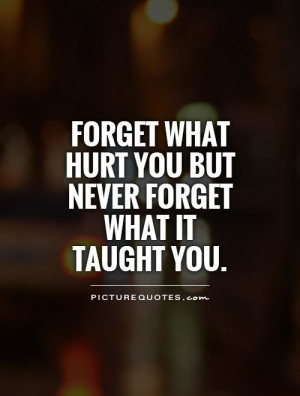 quotes about being forgotten