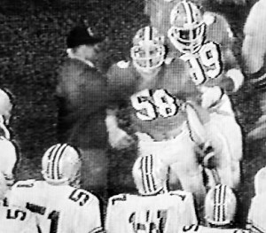 Woody Hayes Punches Charlie Bauman