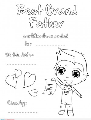 Quotes About Grandfathers And Grandmothers: Comic Card Specially ...