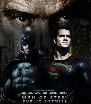 Ben Affleck Perankan Batman