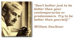 William faulkner famous quotes 5