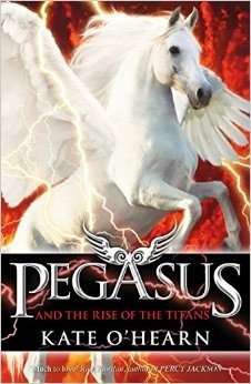 """Start by marking """"Pegasus and the Rise of the Titans (Pegasus #5 ..."""