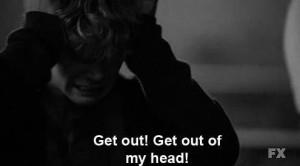 Drowned in Depression | via Tumblr